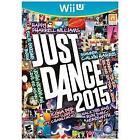 Just Dance 2015 (Nintendo Wii U, 2014)