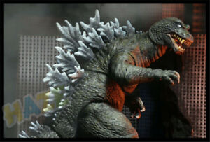 Godzilla-2001-Movie-Classic-6-034-Film-Action-Figure-Head-Tail-12-034-PVC-New-No-Box