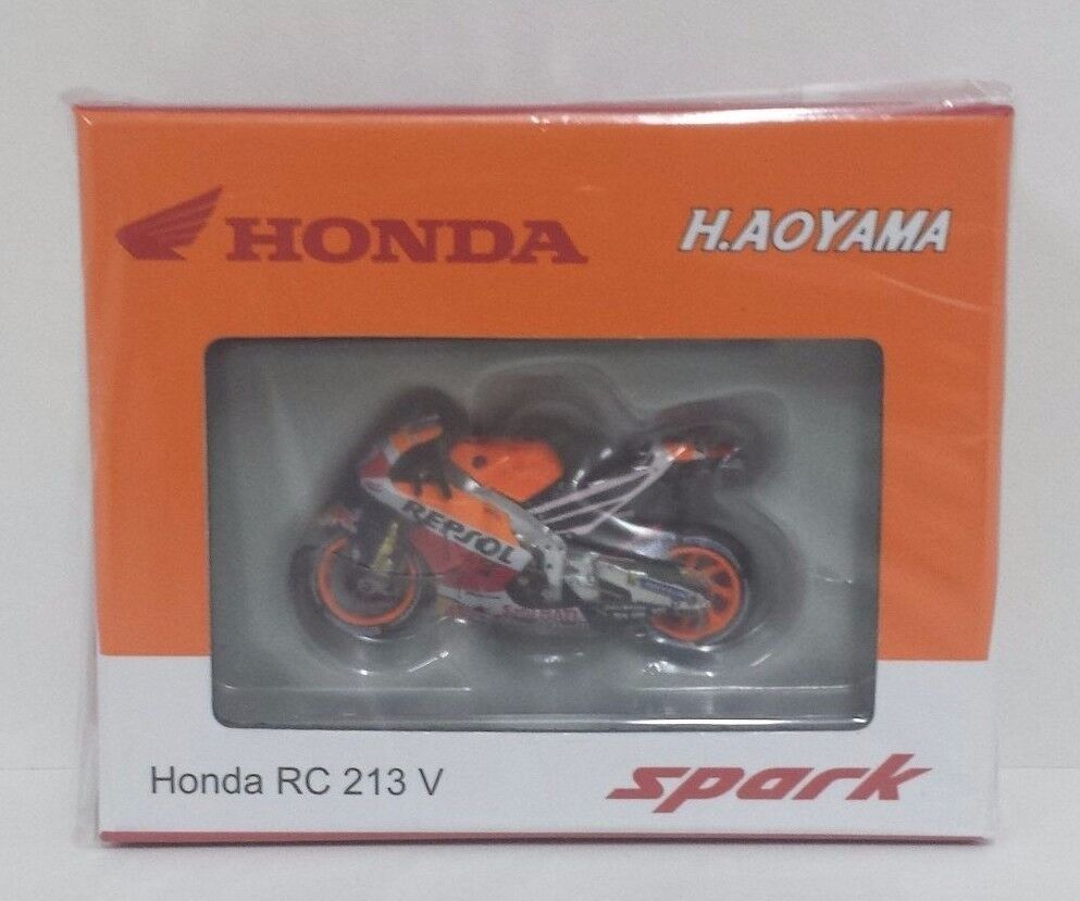 Tienda 2018 Spark Spark Spark 1 43 Hiroshi Aoyama Honda RC 213V Motogp Gp Japón 2016 Motegi L. E. New  autentico en linea