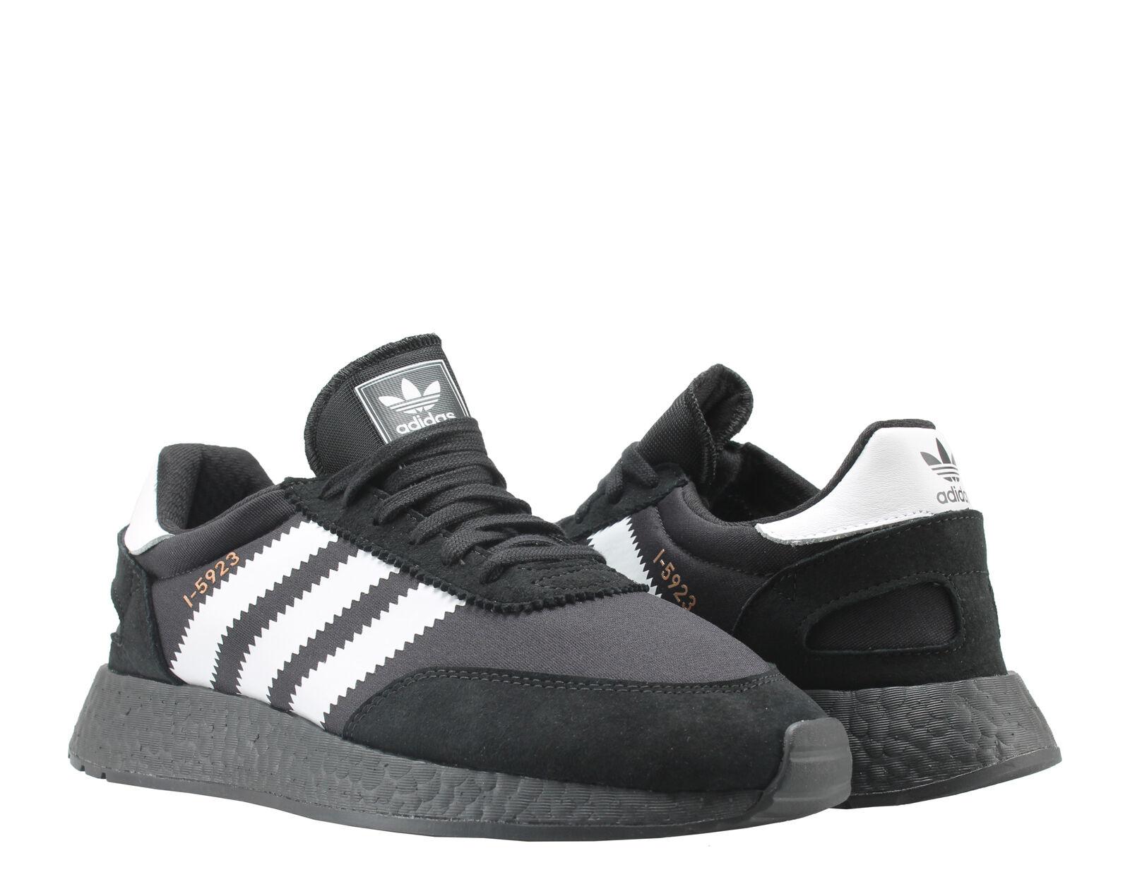 Adidas Originals I-5923 Iniki Runner Black/White Men's Running Shoes CQ2490