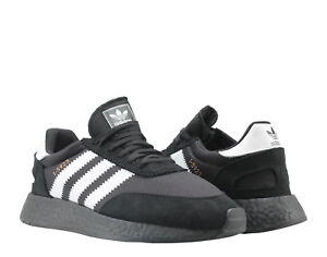 differently 42e3c b8e12 Image is loading Adidas-Originals-I-5923-Iniki-Runner-Black-White-