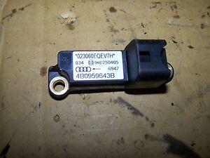 AUDI-A6-4B-Airbag-capteur-4b0959643b