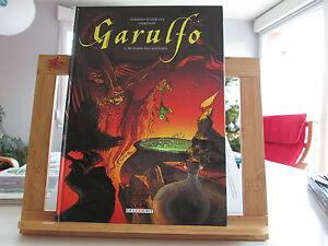 GARULFO-T1-REEDITION-TBE-TTBE-DE-MARES-EN-CHATEAUX