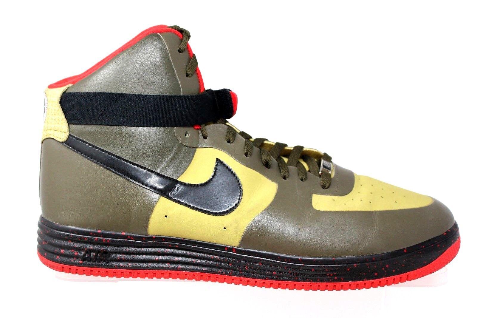 Seasonal price cuts, discount benefits Nike Lunar Force 1 NS HI PRM  Air Shoes Sneakers AF1 616767-700 Mens Comfortable