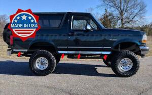 1987-1996-Ford-Bronco-Full-Size-SUV-Chrome-Rocker-Panel-Trim-Stainless-Steel-3-034