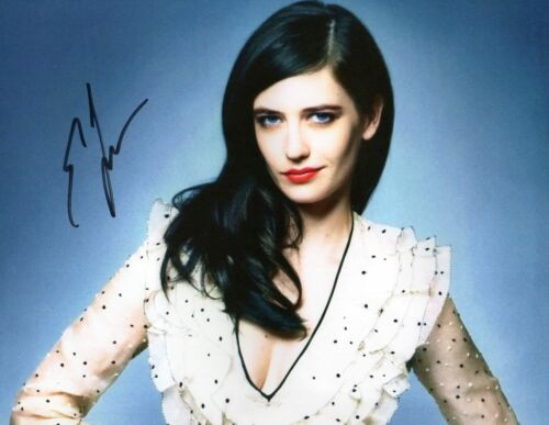 EVA GREEN AUTOGRAPHED SIGNED A4 PP POSTER PHOTO PRINT 20