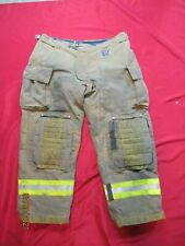 Mfg 2011 Morning Pride 42 X 31 Fire Fighter Turnout Pants Bunker Gear