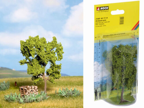 Encore 21600 Birnbaum Vert poire 11,5 cm professionnel birnenbaum h0 TT N 1:87 Neuf