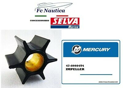 Girante Mercury ORIGINALE cod 47-89984T4 PIEDE MERCRUISER ALPHA ONE