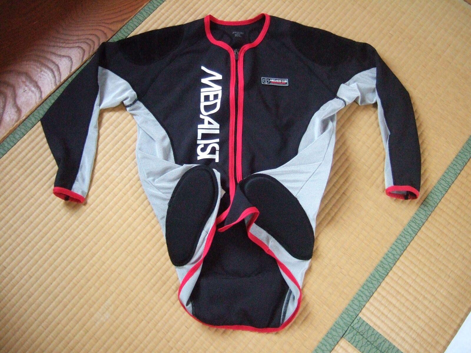 MEDALIST CLUB Pista Ciclismo armadura Yoroi