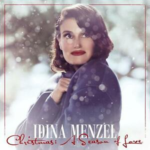 Idina-Menzel-Christmas-A-Season-Of-Love-CD