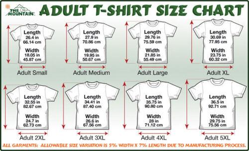 adulti New The Lightning Tyrannosaurus per Rex Mountain Shirt T Dinosaur Taglie HwZHvrxn
