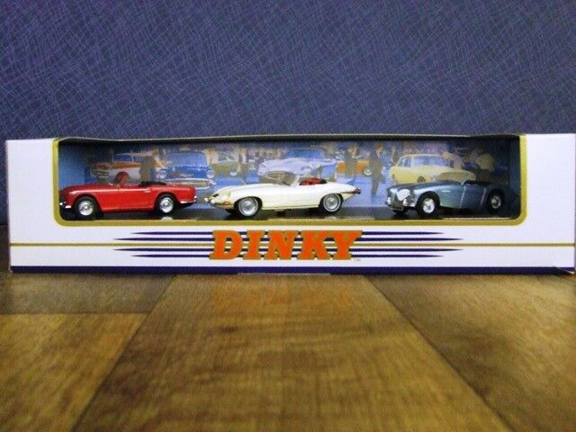 Matchbox - The Dinky Collection DY-903 Classic British Sports Cars