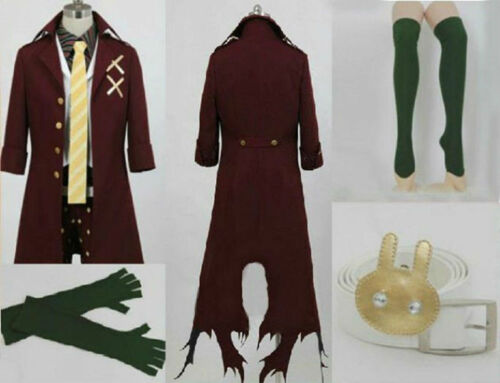 Ao No Blue Exorcist Amaimon Earth King Cosplay Costume Full Set