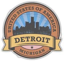 "Minnesota USA State Flag Silver Badge Car Bumper Sticker Decal /""SIZES/"""