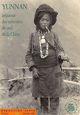 BR25754 Yunnan artisant des minoites du sud de la Chine 2 scans china