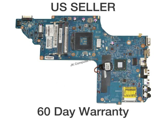 HP DV6-7000 Intel Laptop Motherboard s989  55.4XT01.004 Goya/Balen