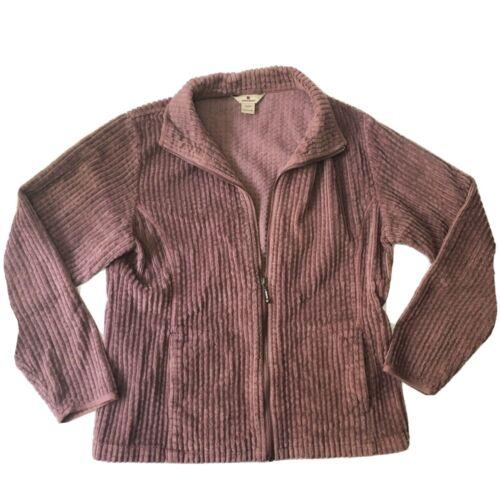 Woolrich Womens Cordoroy Jacket Hazelberry / Purpl