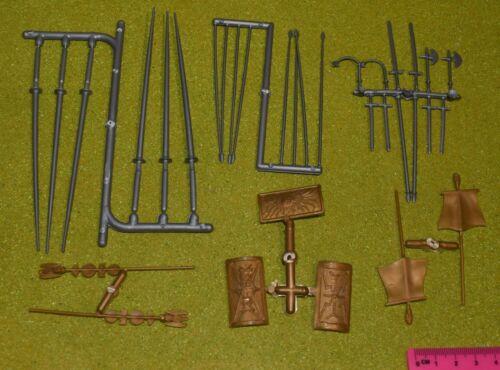 Vintage Timpo Reproduction armes pour ROMAINS /& CHEVALIERS