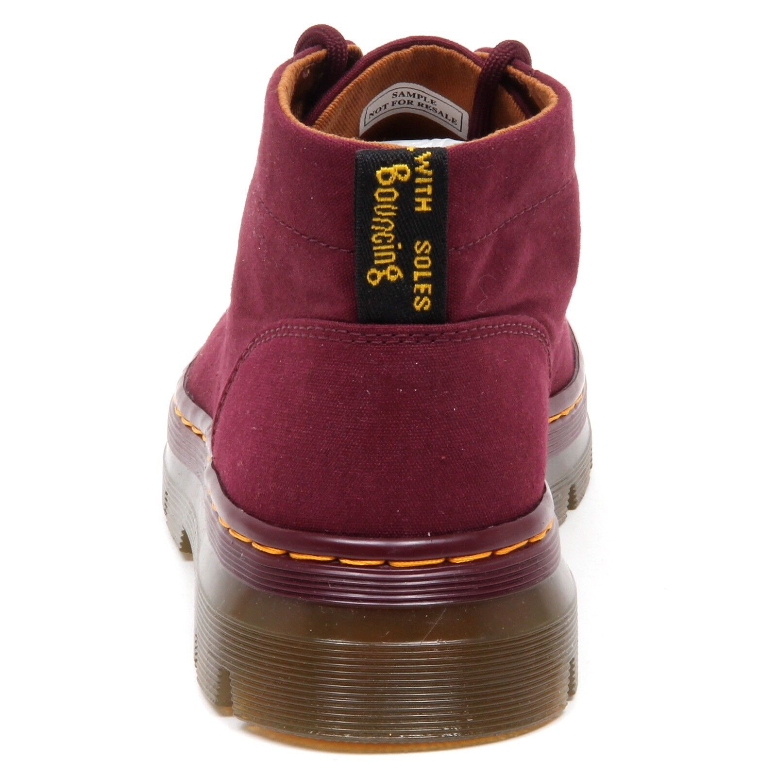 D7328 (SAMPLE NOT FOR RESALE WITHOUT donna BOX) scarpa donna WITHOUT canvas DR. MARTENS shoe 20d454