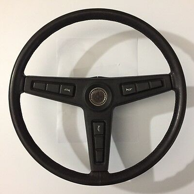 Vintage Toyota Corona SR-5 1975 - 1977 Steering Wheel Very Good Condition