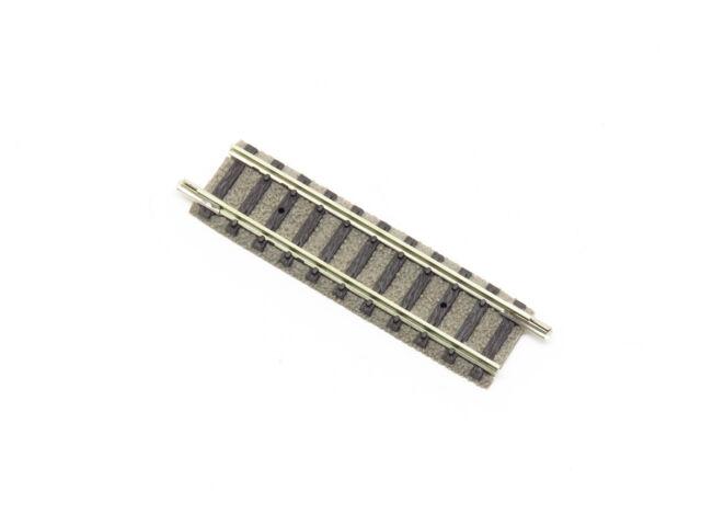 FLEISCHMANN PICCOLO RAIL DROIT 57,5 mm REF. 9102 - ECHELLE N 1/160 - NEUF