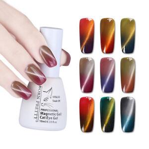 BORN-PRETTY-10ml-Thermal-Magnet-Gel-Lack-Farbwechsel-Soak-Off-Gel-Nail-Polish