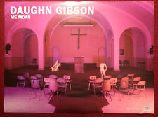 Music Poster Promo Daughn Gibson ~ Me Moan
