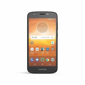 Moto XT1921-2 E5 Play 16 GB Unlocked Black