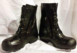 MICKEY-HOOD-USMC-ARCTIC-BOOTS-COLD-WEATHER-NO-VALVE-GROUND-FORCES-6-FF-6FF-NWOT
