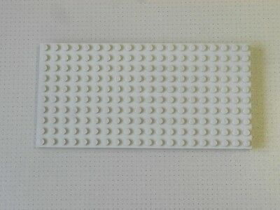 LEGO 20 X 10 STUDS. GREY THICK BUILDING BASE