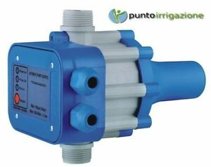 Press-control-Pressostato-elettronico-autoclave-pressione-1-5-e-2-2-BAR-offerta