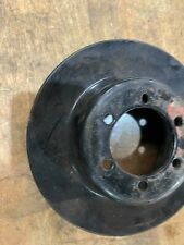 Mopar Dodge 383 400 440 Four Groove Engine Crank Pulley Big Block Needs Tlc Fix