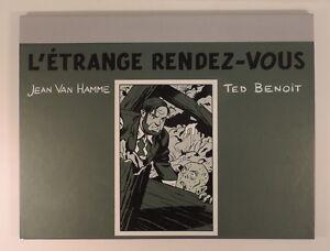 Blake-et-Mortimer-Etrange-Rendez-Vous-Portfolio-Ted-Benoit-Vanhamme-Champaka