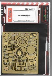 Green Strawberry Cravate Interceptor Détail Set pour The Bandai Kit 1/72 2216
