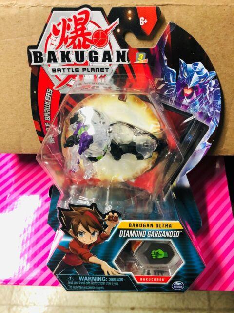 Bakugan Ultra Brawlers Battle Planet Wave 4 Pyrus Trox Figure