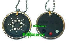 BIO ENERGY Powerful Quantum Scalar Energy Pendant Necklace Balance Chain Power