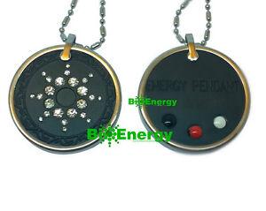 Bio energy powerful quantum scalar energy pendant necklace balance image is loading bio energy powerful quantum scalar energy pendant necklace mozeypictures Gallery