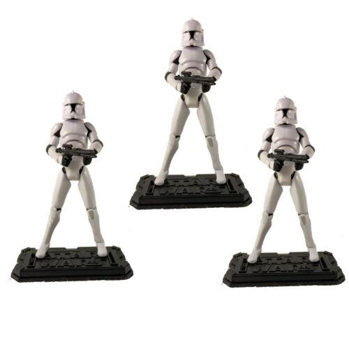 Stand Gun Lot 1-20 Star Wars Stormtroopers OTC Trilogy /& No.5 Clone Trooper