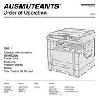 Ausmuteants Order of Operation LP Vinyl