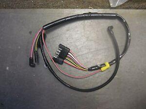 1972 ford mustang 302 engine gauge feed wiring harness | ebay  ebay