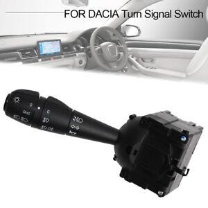 Commodo-gauche-commande-de-clignotants-klaxon-pour-Dacia-8201167988-255405056R