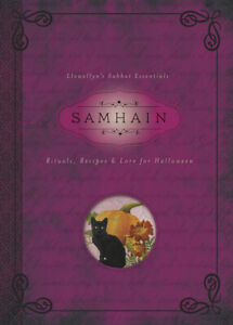 Details About SAMHAIN Recipes Rituals U0026 Lore For Halloween Wicca Wiccan  Witch Craft Book