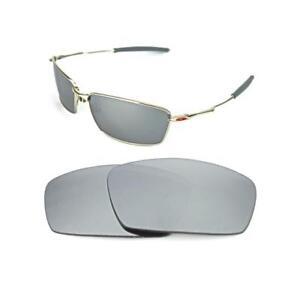 Titanio Quadrato Nuovo Lenti Personalizzato Oakley Per Polarizzato zgn8qOapw