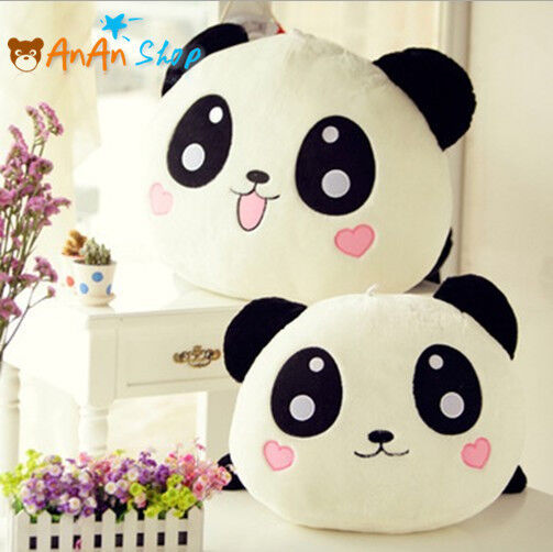 Anxiety Stuffed Animal, Style 27 Cute Stuffed Animal Pillow Plush Panda Teddy Bear Soft Toy Gift For Sale Online Ebay