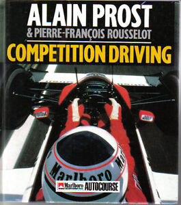 Competition-Driving-Alain-Prost-amp-Rousselot-1990-Motorsport-techniques-amp-prep