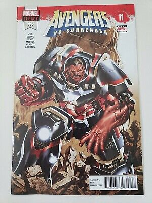 Marvel Comics THE AVENGERS #1.1 first printing