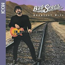 BOB SEGER - ICON : GREATEST HITS  (CD)   Sealed
