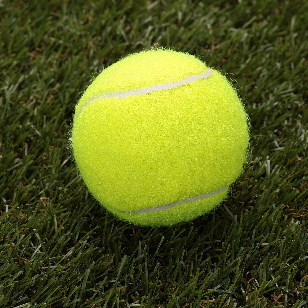 0796 Balle Niveau De Tennis Niveau Balle haute élasticité Outdoor Sports Exercice Formation scolaire c654d9