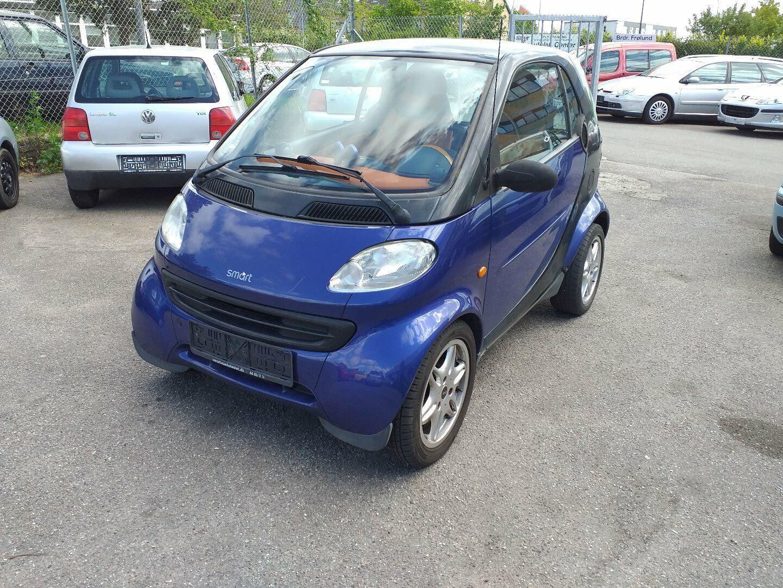 Smart City Coupé 0,6 Passion 55 aut. 3d